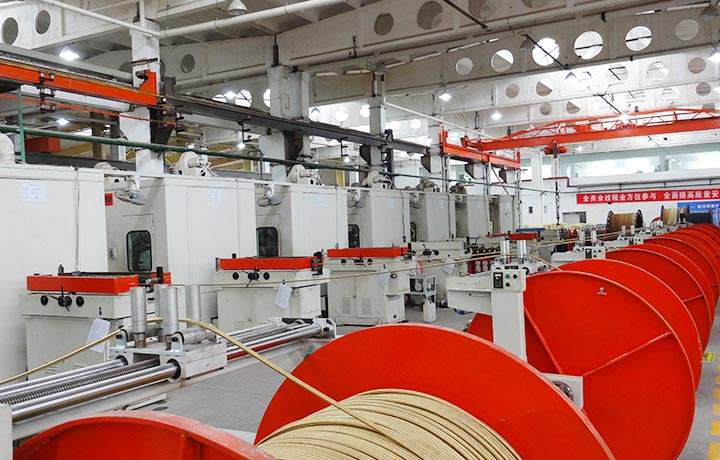 Production Line Of High Pressure Rubber Hose