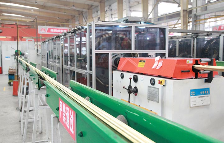 Production Line Of Rubber Hose