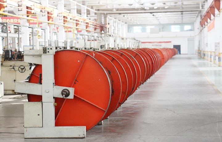 Production Line Of Wire Braided Rubber Hose