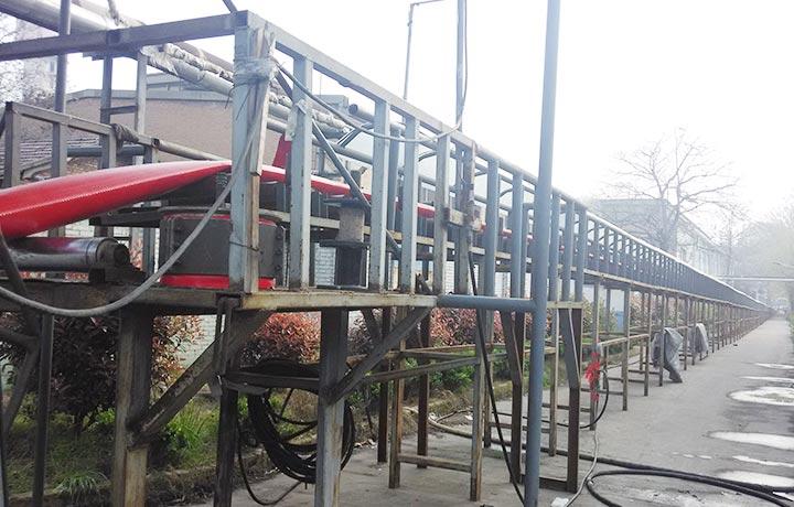 Production Line Of Ployurethane Hose
